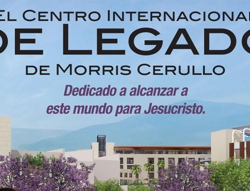 Actualización del Centro Internacional de Legado